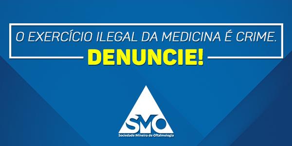 Denuncie o exercício ilegal da Medicina