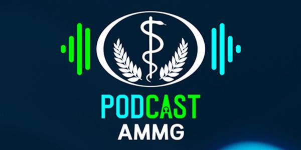 """Podcast AMMG: """"Mentoria para residentes e acadêmicos"""", com Dr. Luiz Carlos Molinari"""