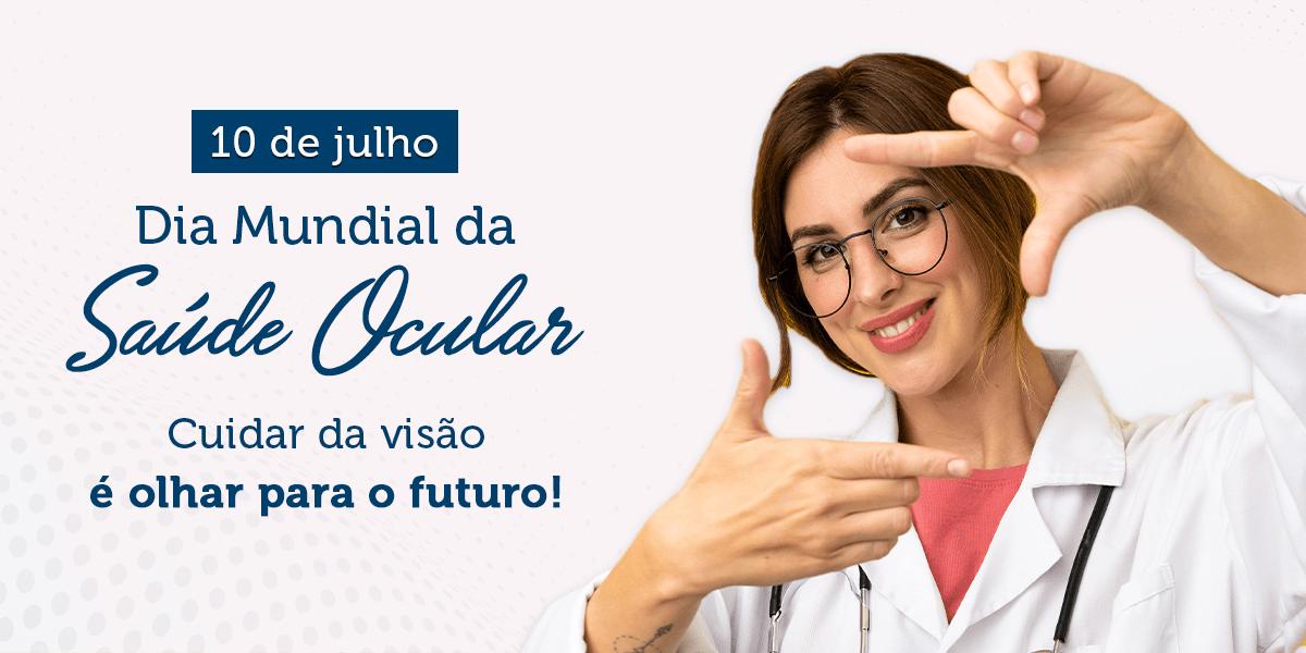 SMO Talks edição especial: Dia Mundial da Saúde Ocular